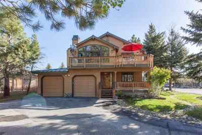 Mammoth Lakes Single Family Home Active-Price Chg: 71 Wagon Road