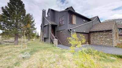 Mammoth Lakes Condo/Townhouse Active-Price Chg: 1205 Pyramid Peak Drive