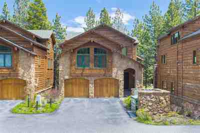 Mammoth Lakes Condo/Townhouse Active Under Contract: 5808 Minaret Road