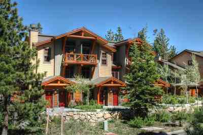 Mammoth Lakes Condo/Townhouse For Sale: 2004 Lodestar Drive #14