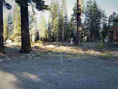 Mammoth Lakes Residential Lots & Land For Sale: 1623 Forest Trail