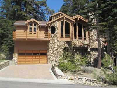 Mammoth Lakes Single Family Home Active-Price Chg: 71 St. Anton Circle