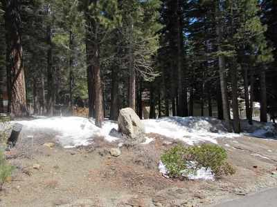 Mammoth Lakes Residential Lots & Land For Sale: 81 St. Anton Circle
