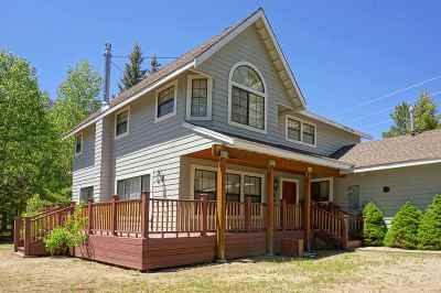 June Lake CA Single Family Home For Sale: $689,000