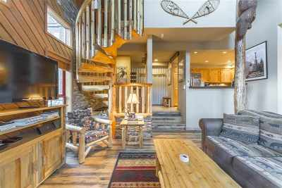 Mammoth Lakes Condo/Townhouse Active-Price Chg: 865 Majestic Pines #2 Drive
