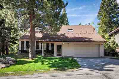 Mammoth Lakes Single Family Home Active-Price Chg: 244 Silver Tip Lane
