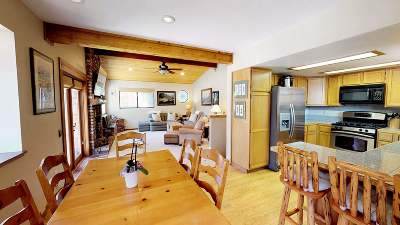 Mammoth Lakes Single Family Home For Sale: 594 Canyon Boulevard