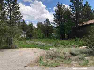 Mammoth Lakes Residential Lots & Land For Sale: 457 Joaquin Road