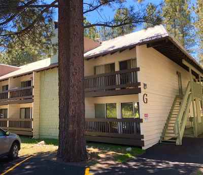 Mammoth Lakes Condo/Townhouse For Sale: 2289 Sierra Nevada G-13 Road