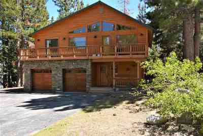 Mammoth Lakes Single Family Home For Sale: 66 Sugar Pine