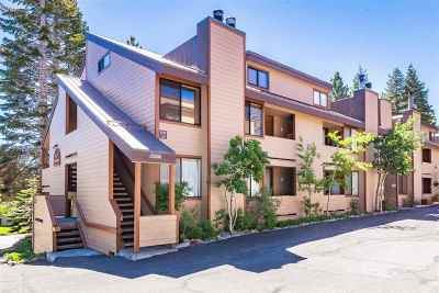 Mammoth Lakes Condo/Townhouse Active Under Contract: 161 Horseshoe Dr