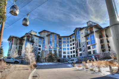 Mammoth Lakes Condo/Townhouse For Sale: 50 Hillside Drive #302