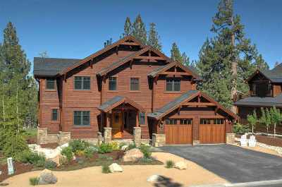 Mammoth Lakes Single Family Home For Sale: 2046 Sierra Star Parkway