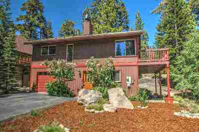 Mammoth Lakes Single Family Home For Sale: 21 Crystal Lane