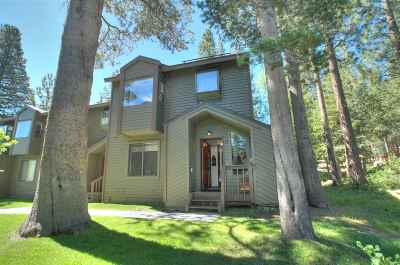 Mammoth Lakes Condo/Townhouse For Sale: 384 Joaquin #29 Road