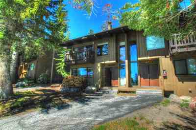 Mammoth Lakes Condo/Townhouse Active-Price Chg: 94 John Muir #122 Road