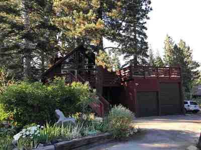Mammoth Lakes Single Family Home Active Under Contract: 86 Beaver Court