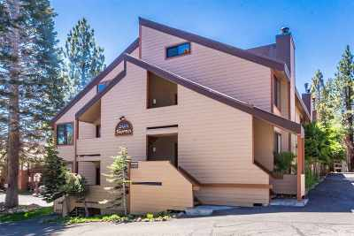 Mammoth Lakes Condo/Townhouse For Sale: 161 Horseshoe Dr #1