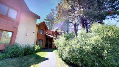Mammoth Lakes Condo/Townhouse For Sale: 433 White Bark