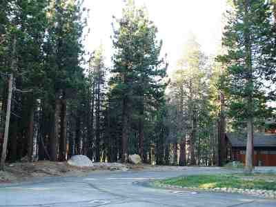 Mammoth Lakes Residential Lots & Land For Sale: 229 Starwood Dr
