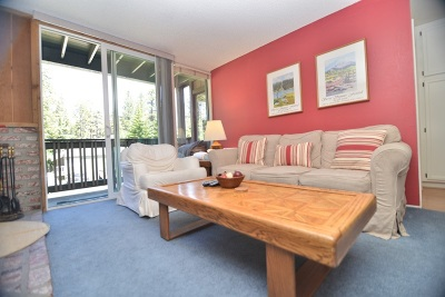 Mammoth Lakes Condo/Townhouse For Sale: 261 Lakeview Bl #5