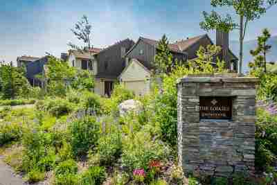 Mammoth Lakes Condo/Townhouse Active Under Contract: 1116 Pyramid Peak Drive
