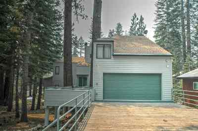 Mammoth Lakes Single Family Home For Sale: 343 Grindelwald