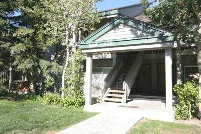 Mammoth Lakes Condo/Townhouse Active-Price Chg: 538 Golden Creek Road