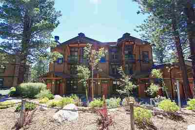 Mammoth Lakes Condo/Townhouse Active Under Contract: 2004 Sierra Star Parkway