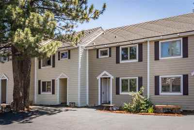 Mammoth Lakes Condo/Townhouse Active Under Contract: 201 Lakeview Blvd #21