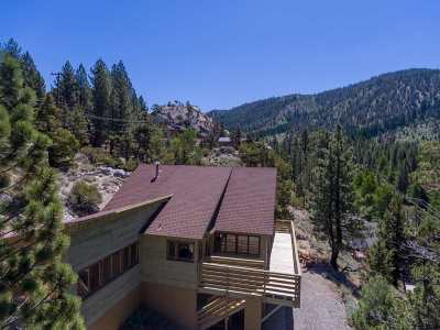June Lake Single Family Home Active-Price Chg: 5456 State Highway 158