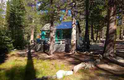 Mammoth Lakes Single Family Home Active Under Contract: 30 Lake Mary Loop Rd #10