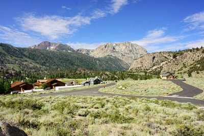 June Lake Residential Lots & Land For Sale: 124 Mountain Vista