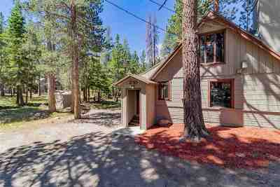 Mammoth Lakes Single Family Home Active-Extended: 230 Joaquin Road