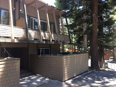 Mammoth Lakes Condo/Townhouse Active-Price Chg: 4 Kelly Road #1