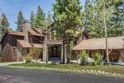Mammoth Lakes CA Single Family Home For Sale: $2,390,000