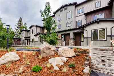 Mammoth Lakes CA Condo/Townhouse For Sale: $645,000