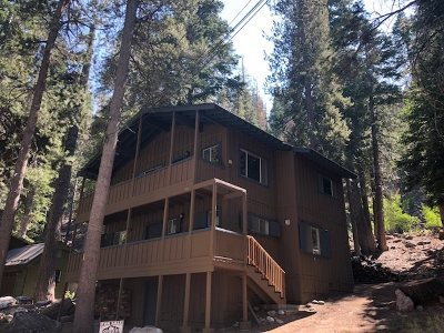Mammoth Lakes Single Family Home Active-Price Chg: 194 Woodmen Street