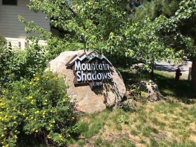 Mammoth Lakes Condo/Townhouse For Sale: 2289 Sierra Nevada Rd