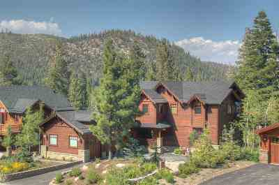 Mammoth Lakes Single Family Home For Sale: 2110 Sierra Star Parkway
