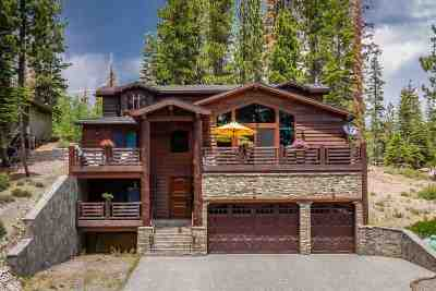 Mammoth Lakes Single Family Home Active-Price Chg: 304 Hillside Drive