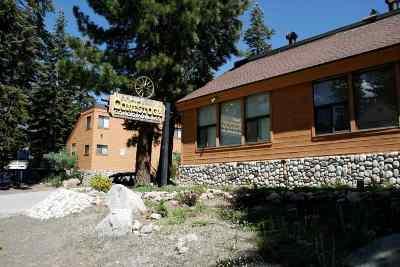 Mammoth Lakes Condo/Townhouse Active Under Contract: 56 Davison Road