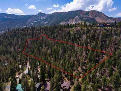 Mammoth Lakes Residential Lots & Land For Sale: Lost Lane