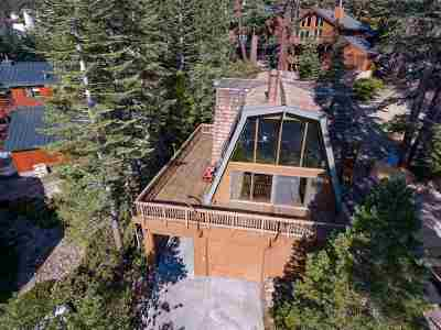 Mammoth Lakes Single Family Home Active-Extended: 19 Mammoth Slopes Drive