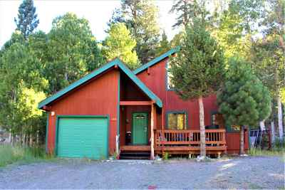 June Lake Single Family Home Active-Price Chg: 130 Nevada