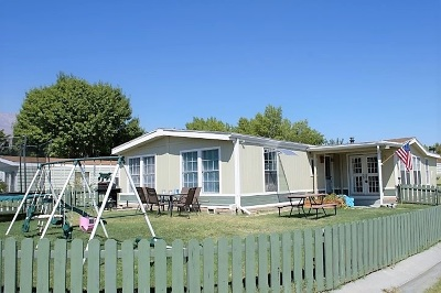 Big Pine, Bishop Manufactured Home Active-Extended: 1 Marianne Way