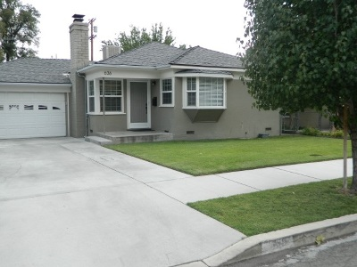 Bishop Single Family Home For Sale: 636 Keough Street
