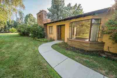 Big Pine, Bishop Single Family Home For Sale: 2820 Highland Drive