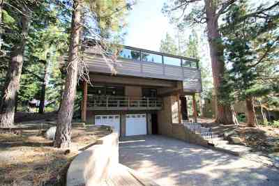 Mammoth Lakes Single Family Home For Sale: 93 Sugar Pine Drive
