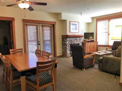 Mammoth Lakes Condo/Townhouse Active Under Contract: 6201 Minaret Road